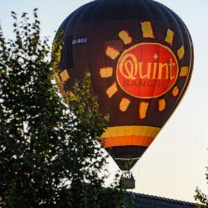Ballonvaart Brugge